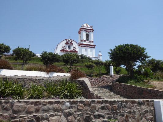 Die zweitälteste Kirche des Landes in Huanchaco