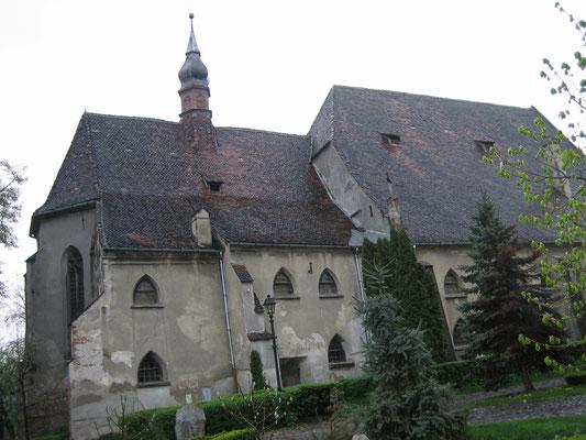 Altstadt von Sighisoara (Schässburg)