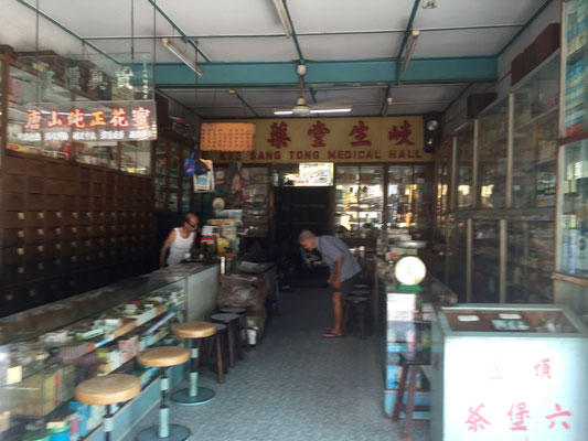 Chinesische Apotheke