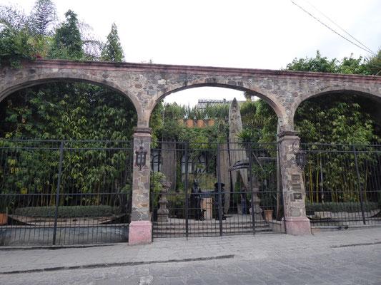 Park in San Miguel