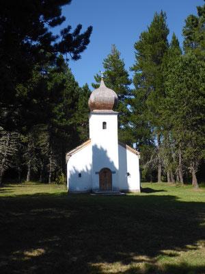 Unterwegs: Ein Kapellele wie in Altbayern