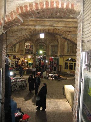 Bazar-Gewölbe