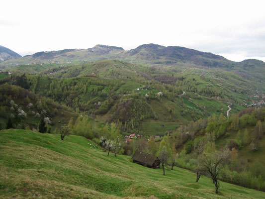 Bulgarische Landschaftsimpressionen...