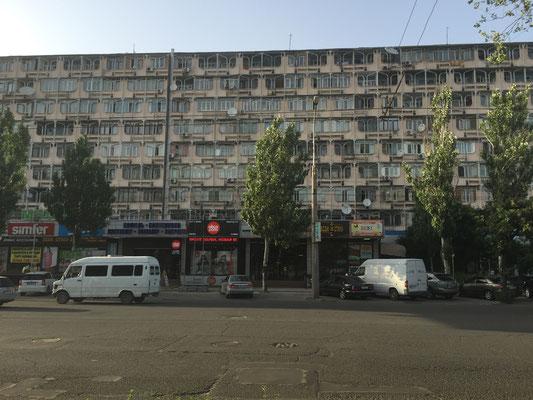 Platte I in Bishkek