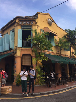 Melaka Downtown: Jonker Walk