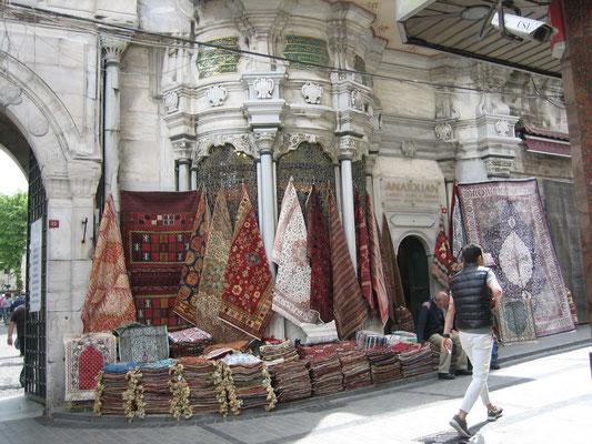 Wolle kaufen Teppich?