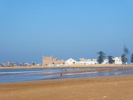 Letzter Blick auf Essaouiara - schön war's!
