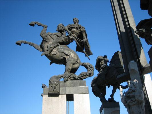 Heldendenkmalsdetail