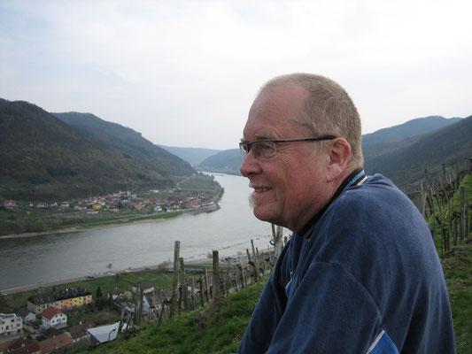 Blick auf die Donau bei Spitz