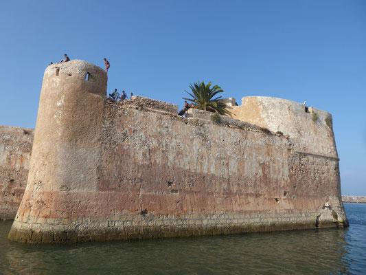 Altes Fort - der Ursprung der Stadt