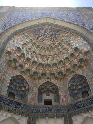Herrlich verspielte orientalische Architektur