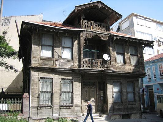 So sah Istanbul früher überall aus