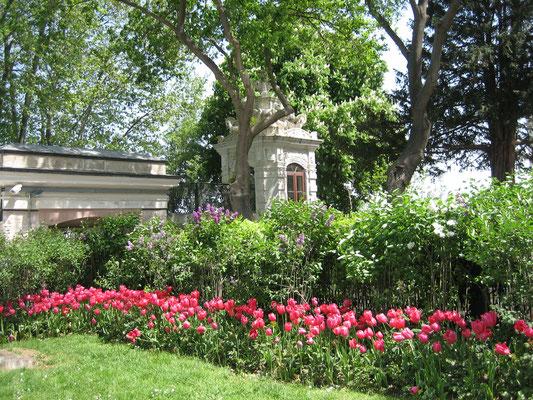 Garten des Topkapi Serail