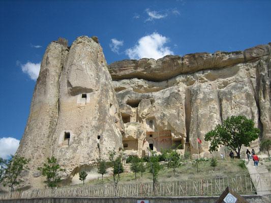 Höhlenkirche aus dem 11. Jahrhundert n. Chr.