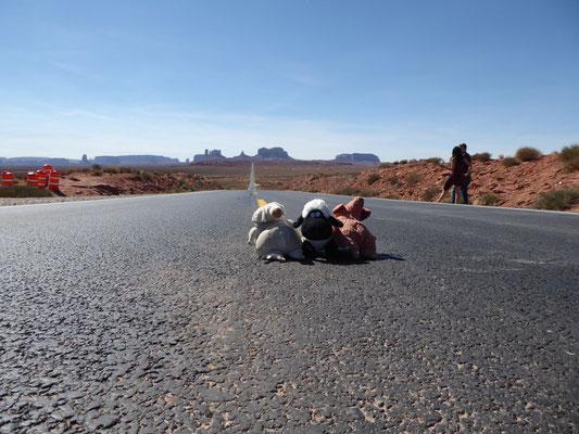 Für Cineasten: Forrest Gump, für den Rest: nicht nur die Großen machen nette Reisebekanntschaften.