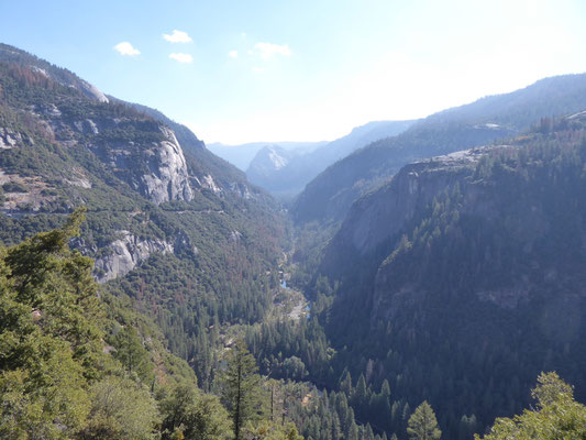 Hohe Berge, tiefe Täler