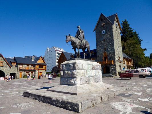 Ein wenig Schweiz in Bariloche. Aber nur sehr wenig!