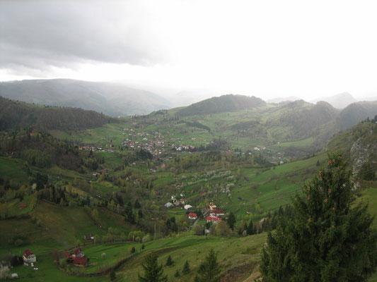 ...auf der Fahrt nach Veliko Tarnovo