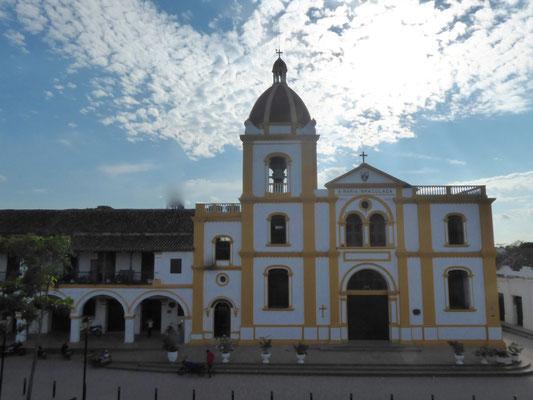 Kirche de la Inmaculada Conception