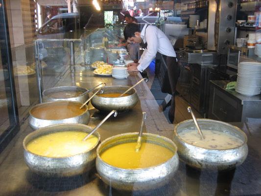 Suppenkasper kommen voll auf ihre Kosten