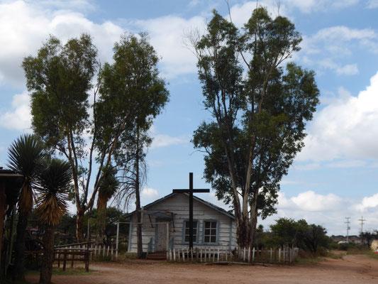 El Paseo del Viejo Oeste: Hier wohnen immer die wehrhaften Witwen