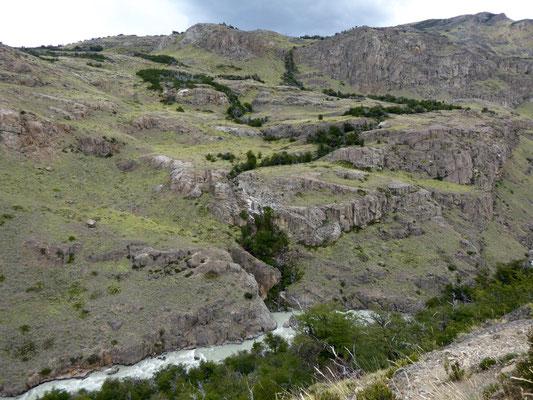 Wanderung in El Chaltén