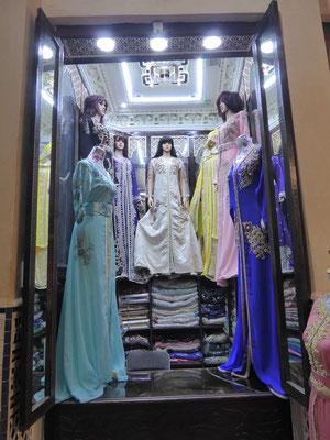 Hochzeitsmode auf Marokkanisch