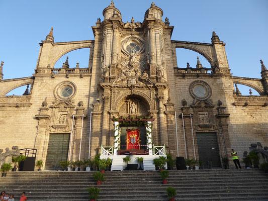 Kathedrale von Jerez de la Frontera