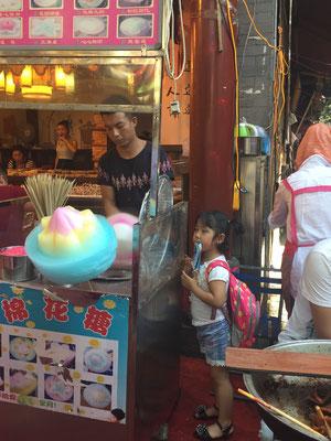 Ein Mädchentraum aus Zuckerwatte