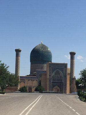 Das Mausoleum des Amir Timur