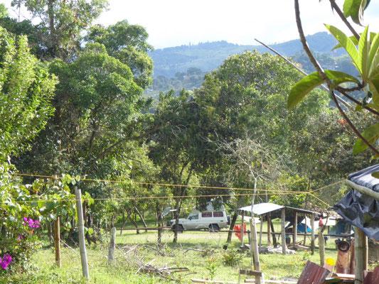 Campingplatz Gamcelat in San Agustín