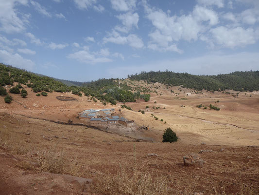 Berbersiedlung