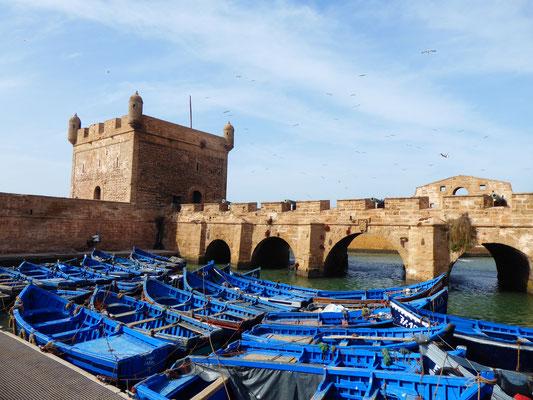 Das Fort von Essaouira