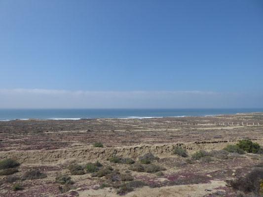 Meer und Wüste