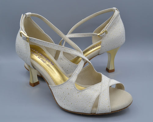 Ivory Brautschuhe Tanzschuhe von Anna Fredrich Italian Dance Shoes Brautschuhe-Ulm,Brautschuhe-Neu-Ulm
