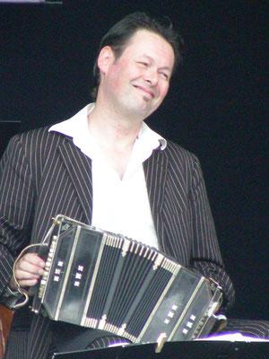 Carel Kraayenhof (Bandoneon-Spieler) (Niederlande) / Foto: Oscar/Wikimedia