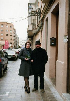 Elena y Jose, 2009