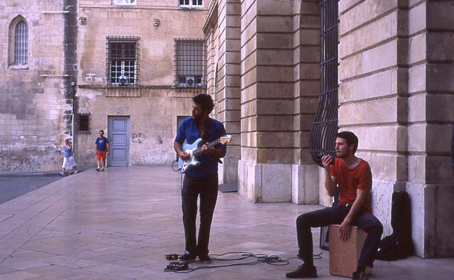 Les Rencontres d'Arles, 2012. Diapositiva.