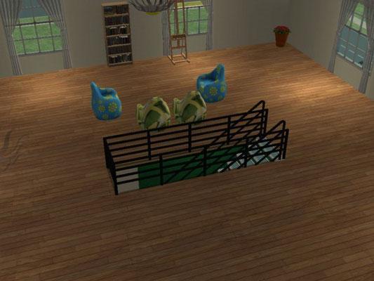 2.Etage Entspannung und Hobby