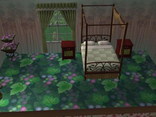 1.Etage Schlafzimmer