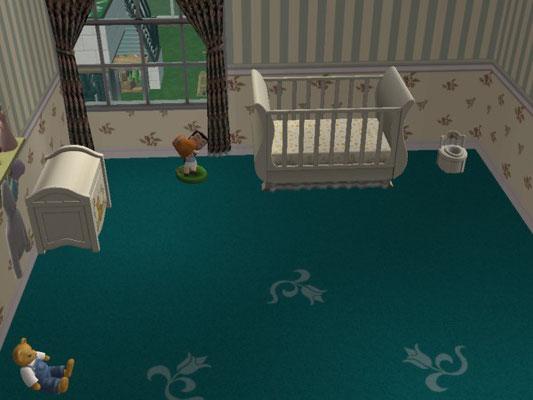1.Etage Kinderzimmer
