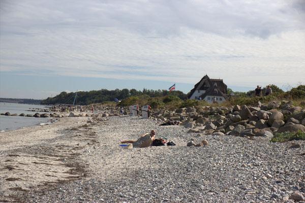Der Hohwachter Strand
