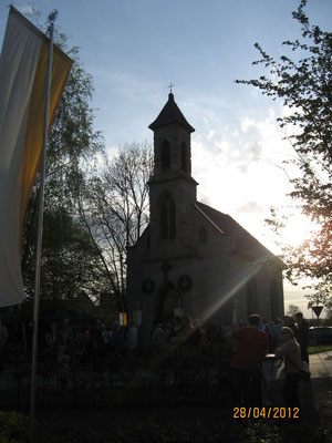 Foto: M. Warkentin, Gospelchor