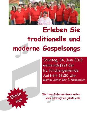Plakat: M. Warkentin