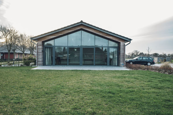 neubau // gemeindehaus // risum-lindholm // lph 1-5