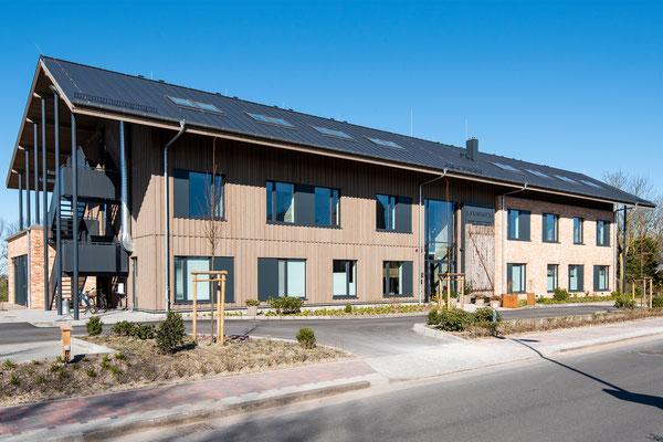 neubau // hotel landhafen // niebüll // lph 1-9