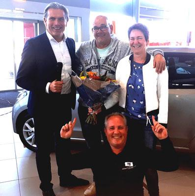 Automotive Sales Event - Van Tilburg-Bastianen Breda - officieel Volkswagen-Audi-SEAT-ŠKODA dealer - september 2018 - 71 verkochte auto's in 1 weekend