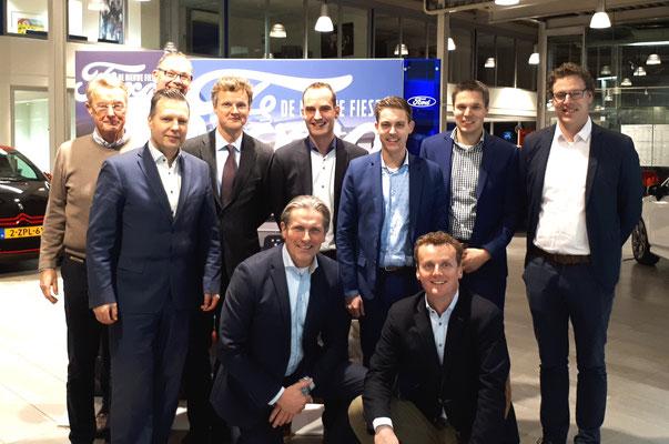 Automotive Sales Event - Autobedrijf Noordegraaf Hengelo - officieel Ford dealer - november 2017 - 76 verkochte auto's in 1 weekend