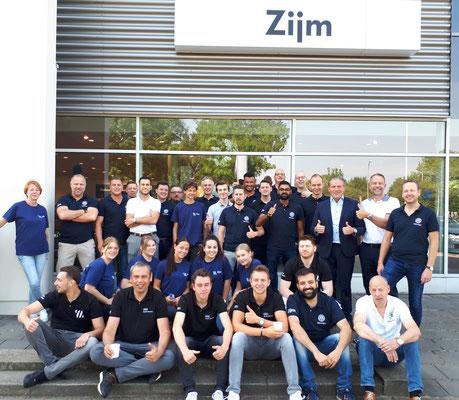Automotive Sales Event - ZIJM/Zenna Nijmegen - officieel Volkswagen-Audi-SEAT-ŠKODA dealer - juni 2019 - 73 verkochte auto's in 1 weekend
