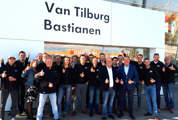 Automotive Sales Event - Van Tilburg-Bastianen Breda - officieel Volkswagen-Audi-SEAT-SKODAdealer - september 2018 - 71 verkochte auto's in 1 weekend